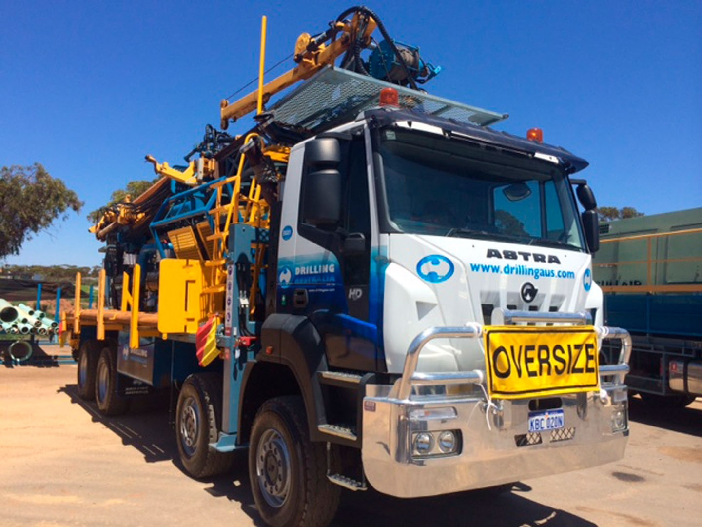 Astra Iveco Mining