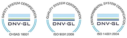 Quality ISO Certifications