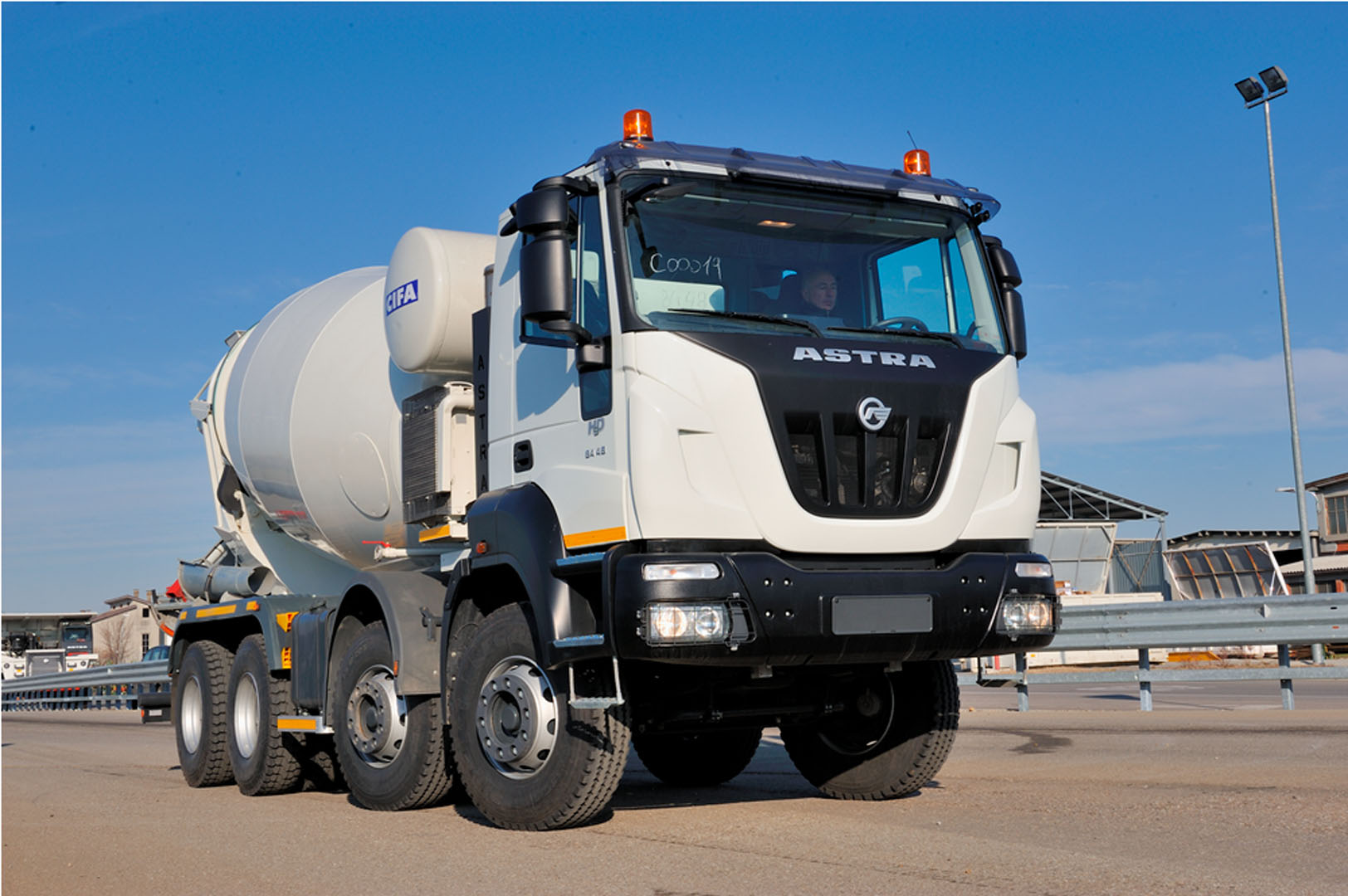 Astra Iveco